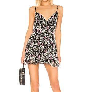 Superdown Sienna Fit & Flare Dress
